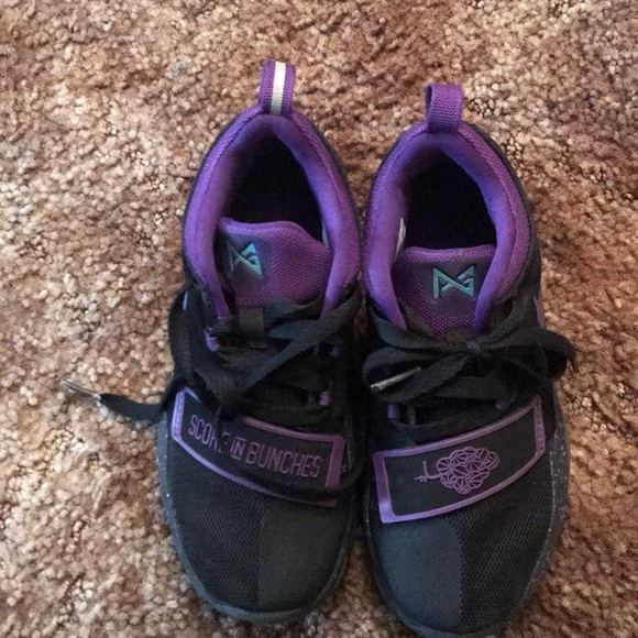purchase cheap 4864a 69004 PG 1's youth basketball shoes size 1y